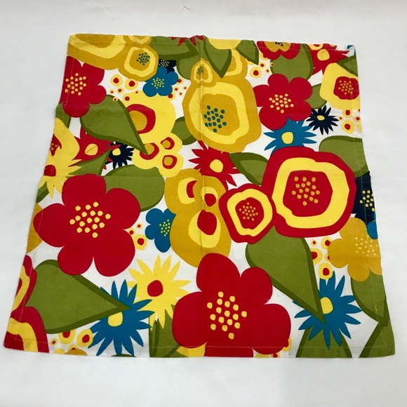 Now Designs Other - Now Designs Floral Cloth Napkins